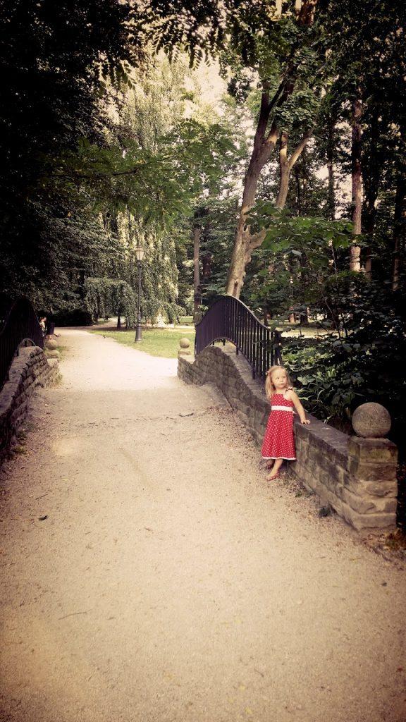 Żywiec park Habsburgów