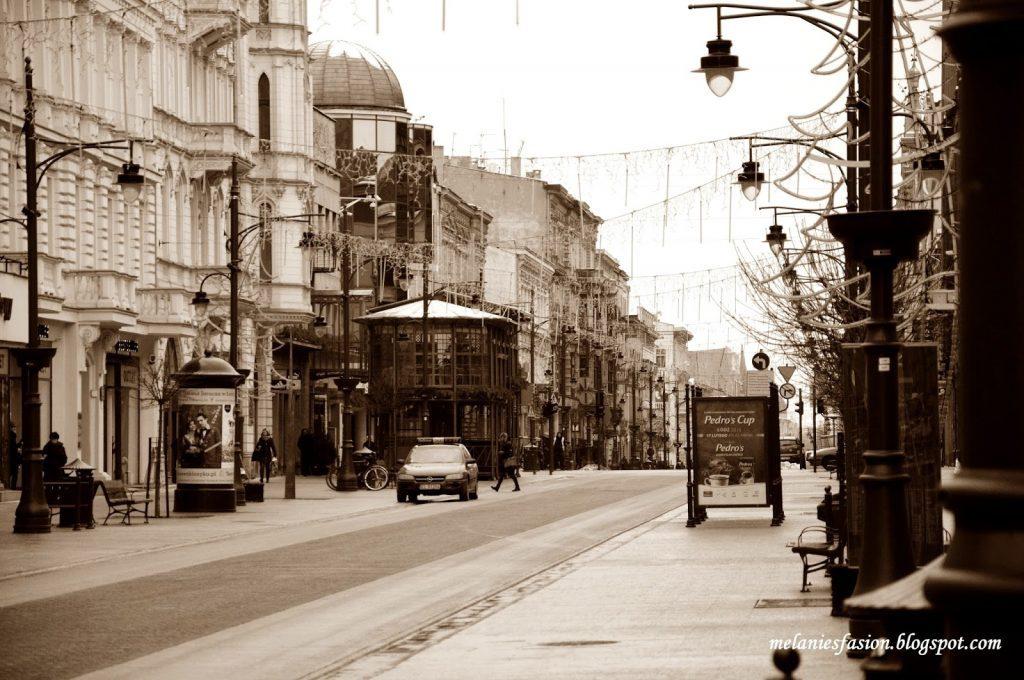 Łódź Piotrkowska