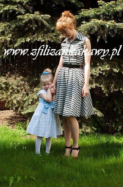 stylizacja dla mamy i córki