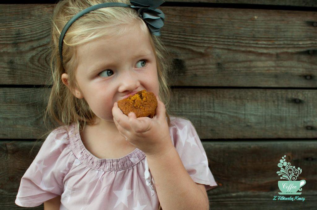 dietetyczne muffinki marchewkowe