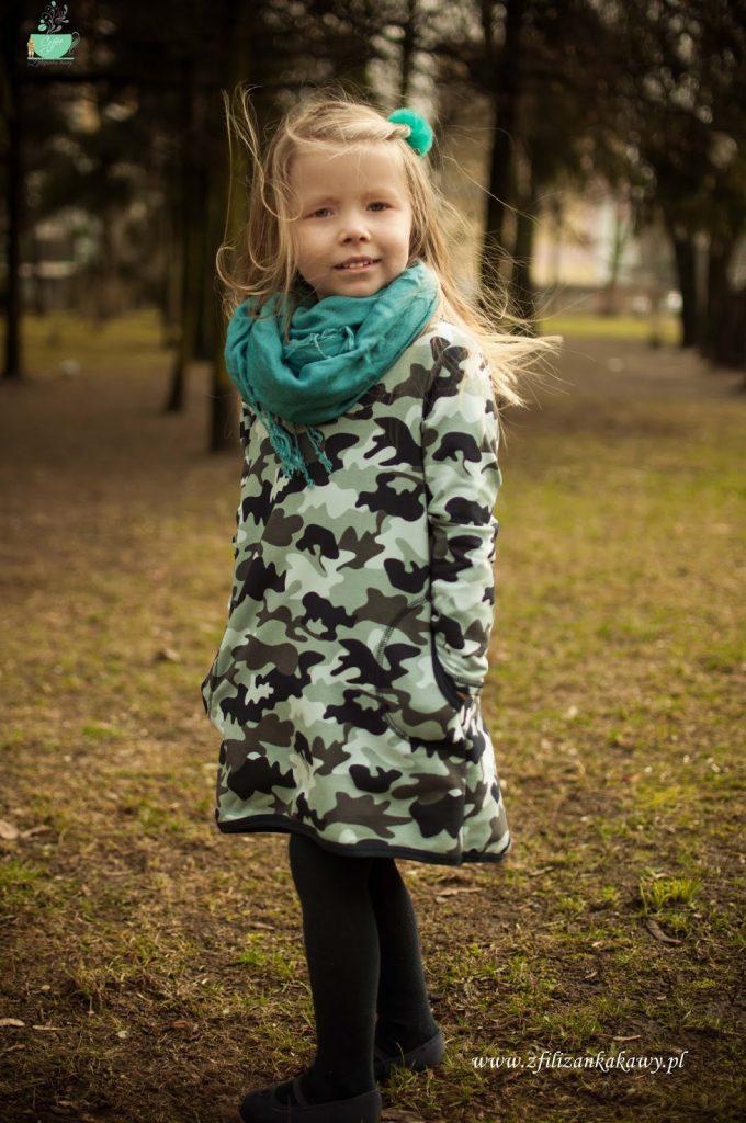 moda dziewczynka