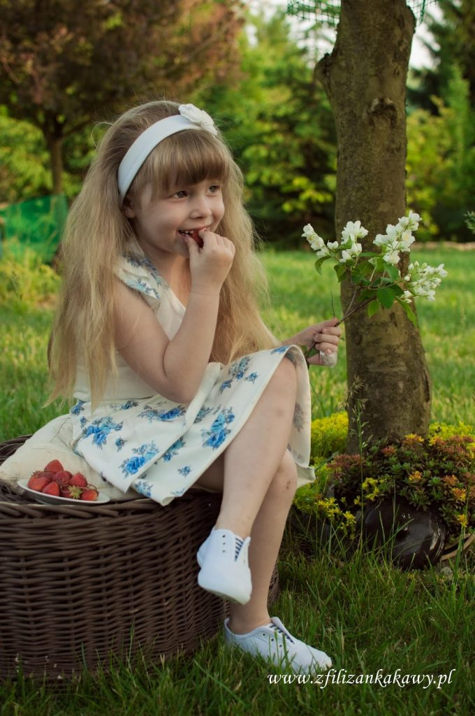 moda dziecięca lato