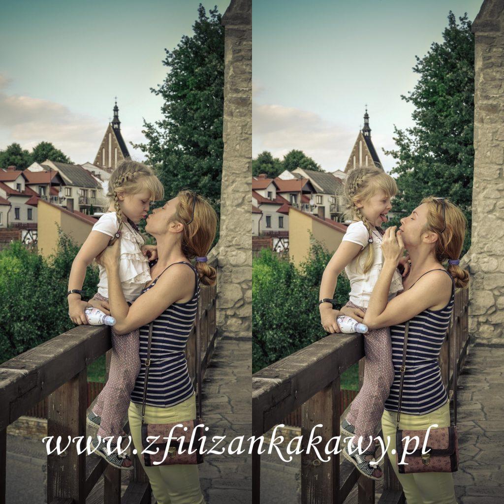 świętokrzyskie z dzieckiem