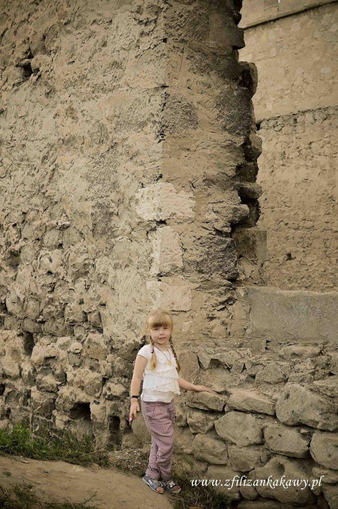 Szydłów ruiny