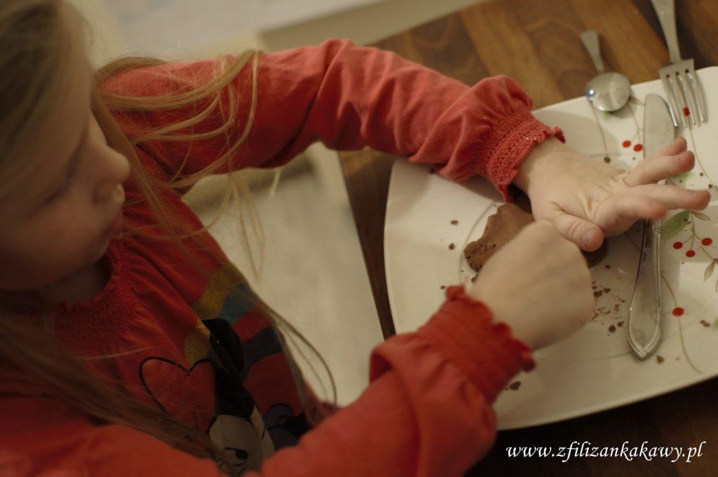 ciastolina z mąki ziemniaczanej