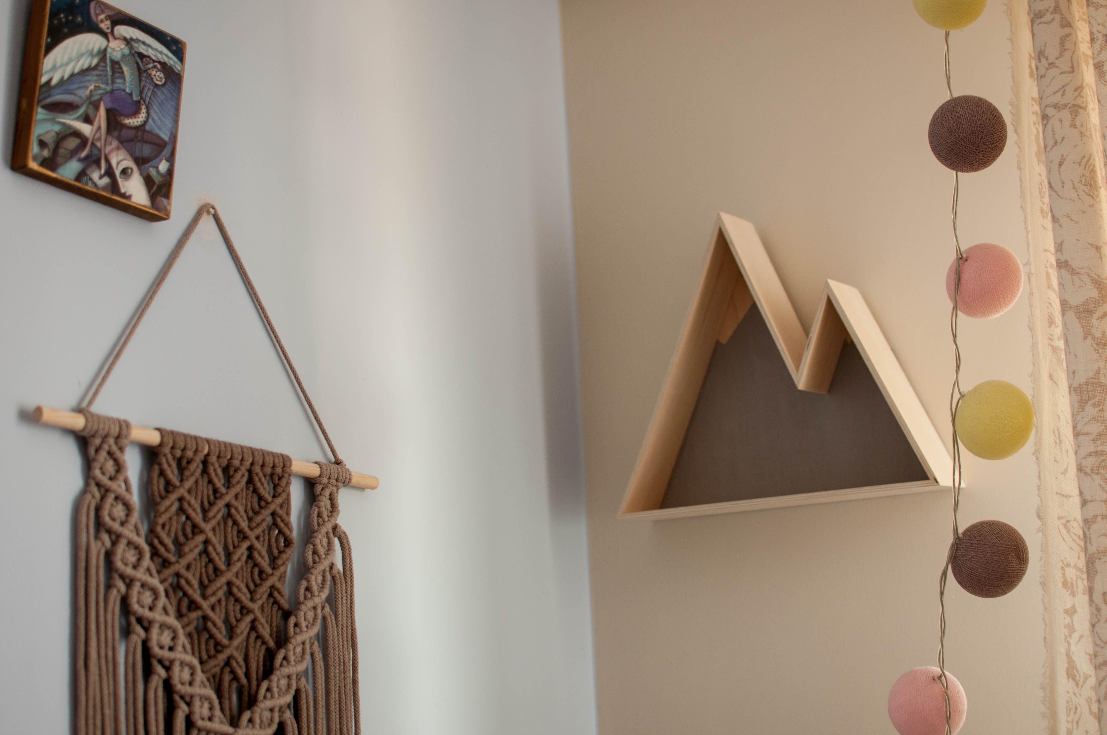geometryczne półki