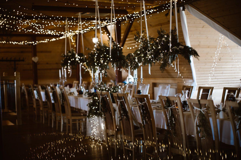 jak ubrać salę weselną