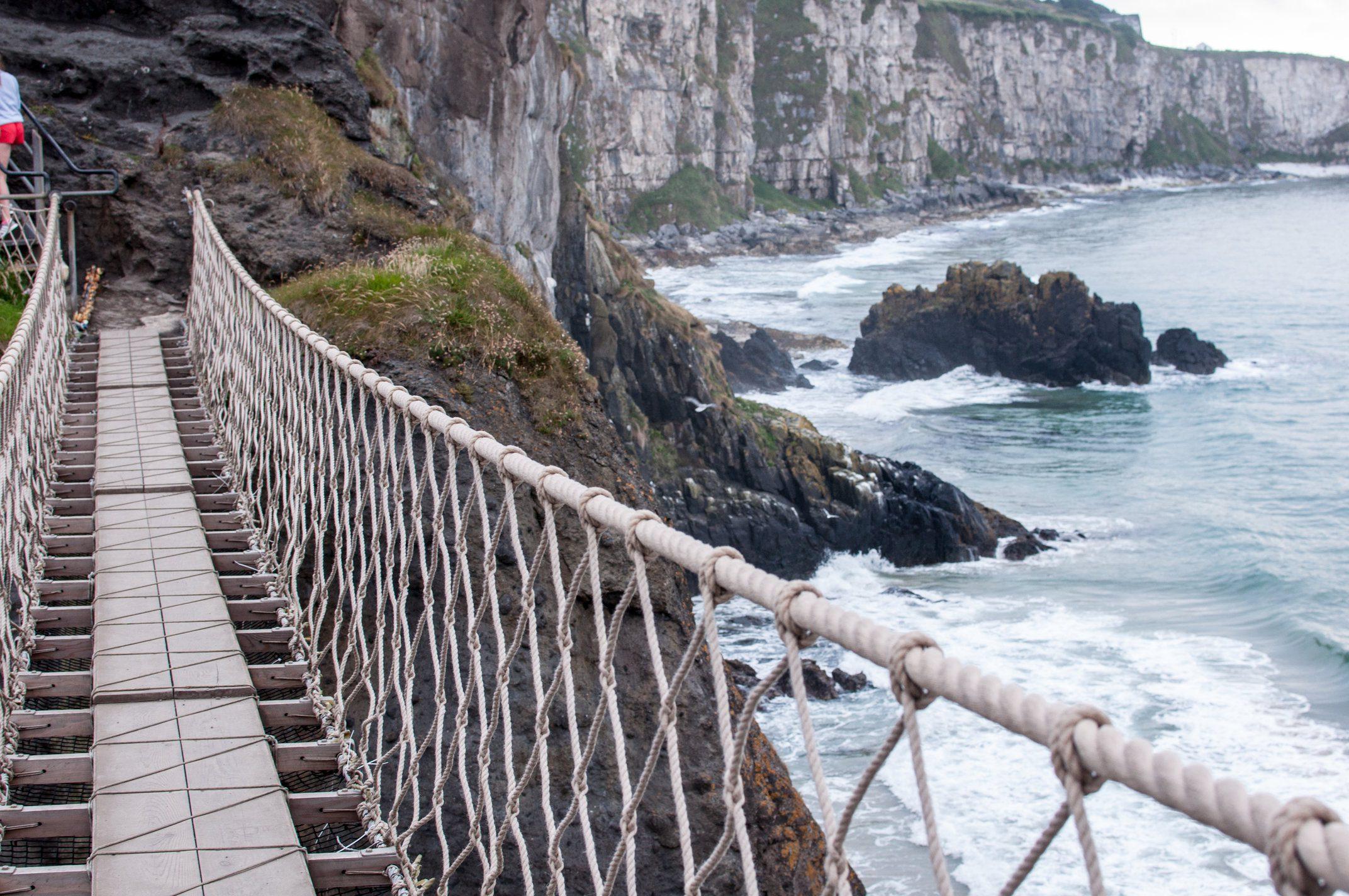 Carrick-a-rede bridge