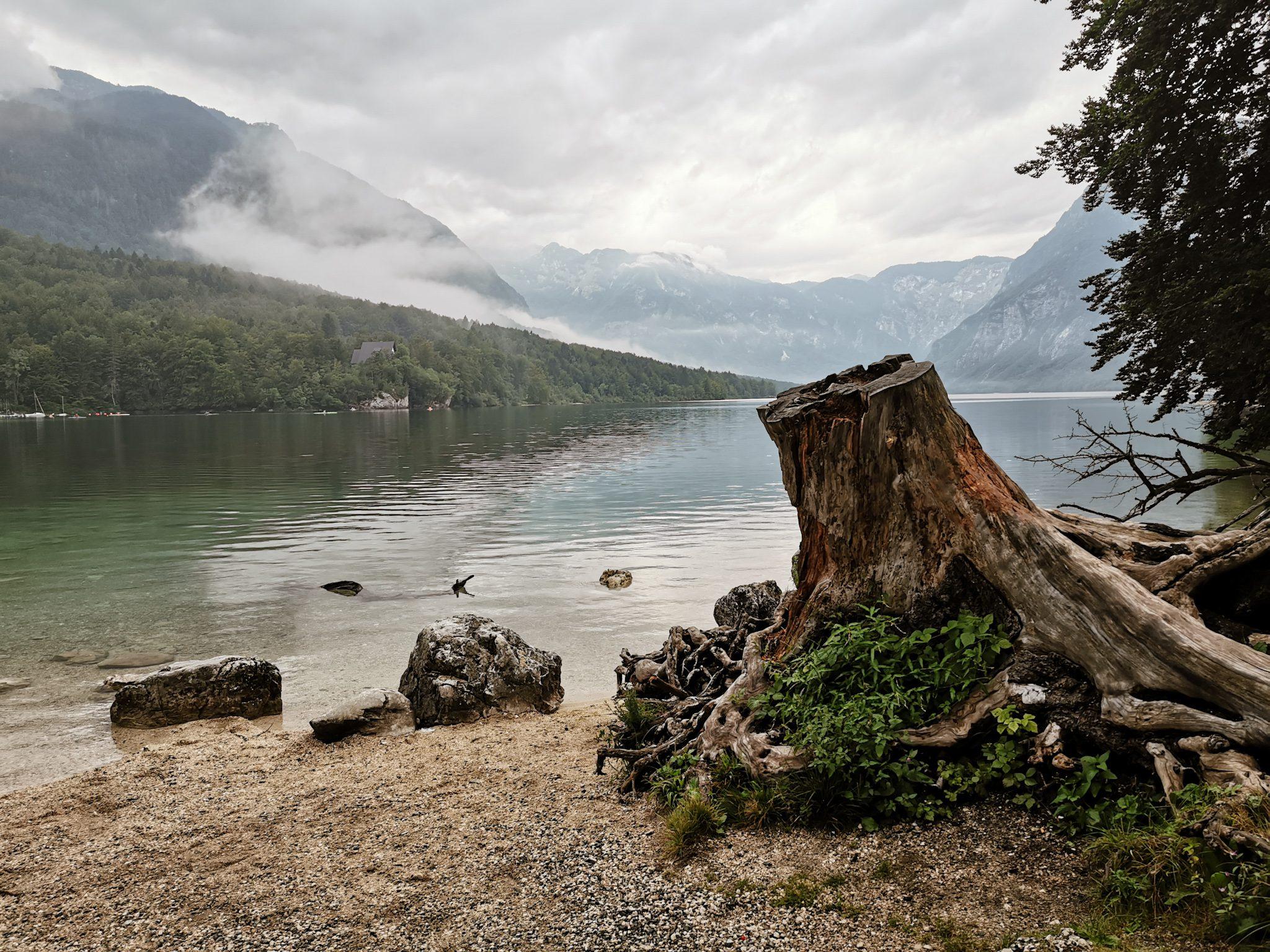 Bohinjsko jezioro Słowenia