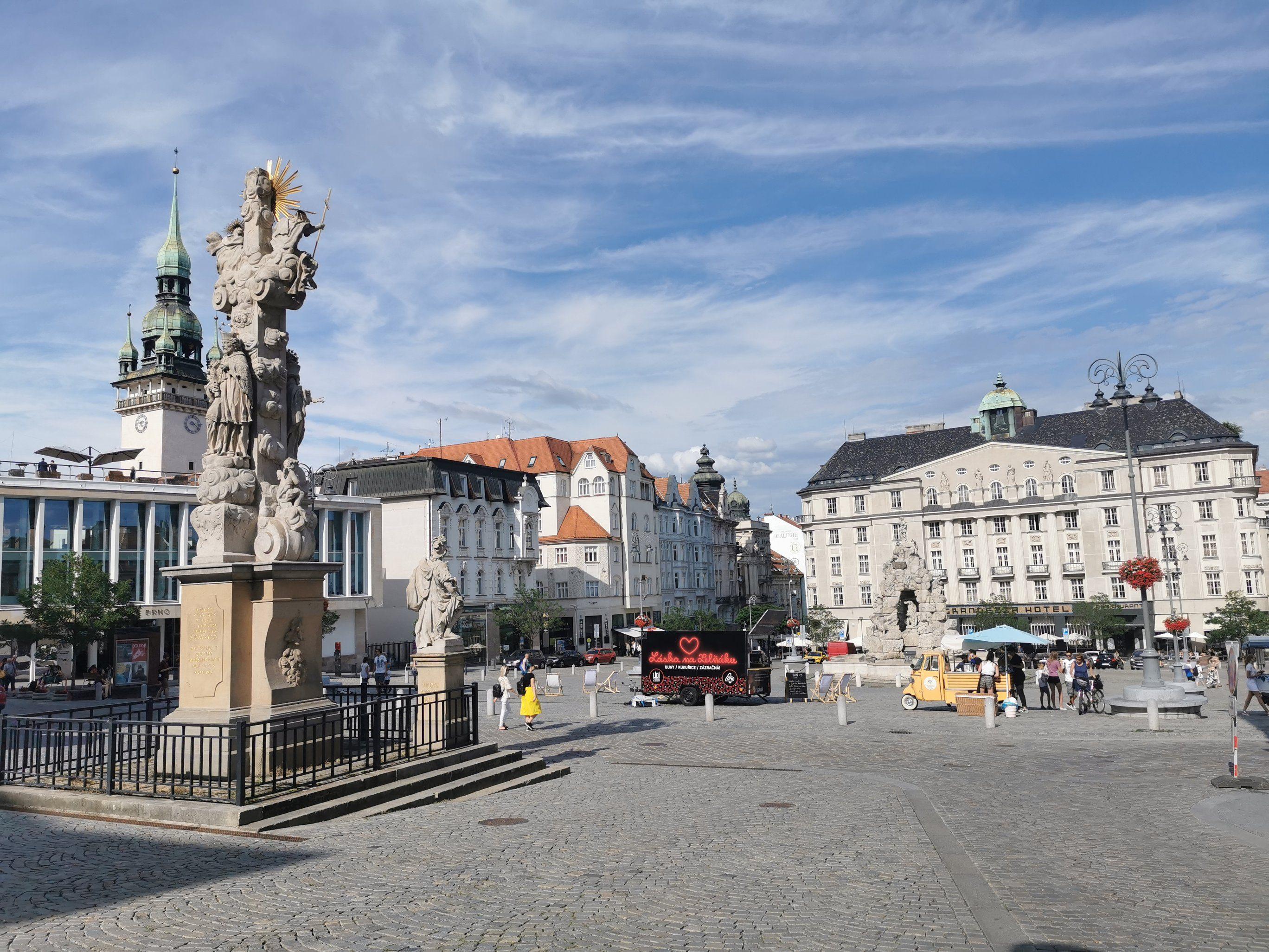 Brno - niedoceniona perełka Czech