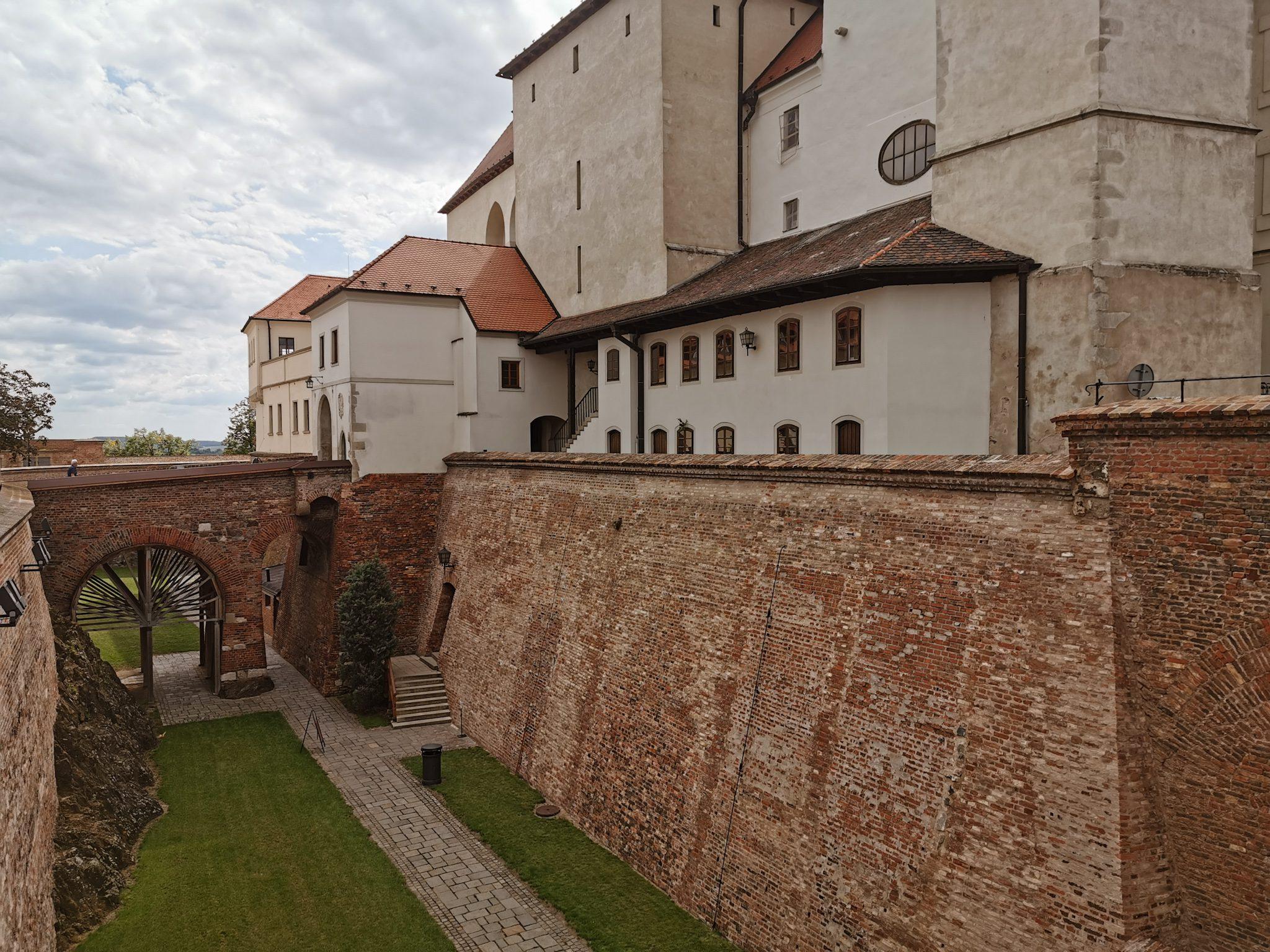 Brno - zamek i twierdza