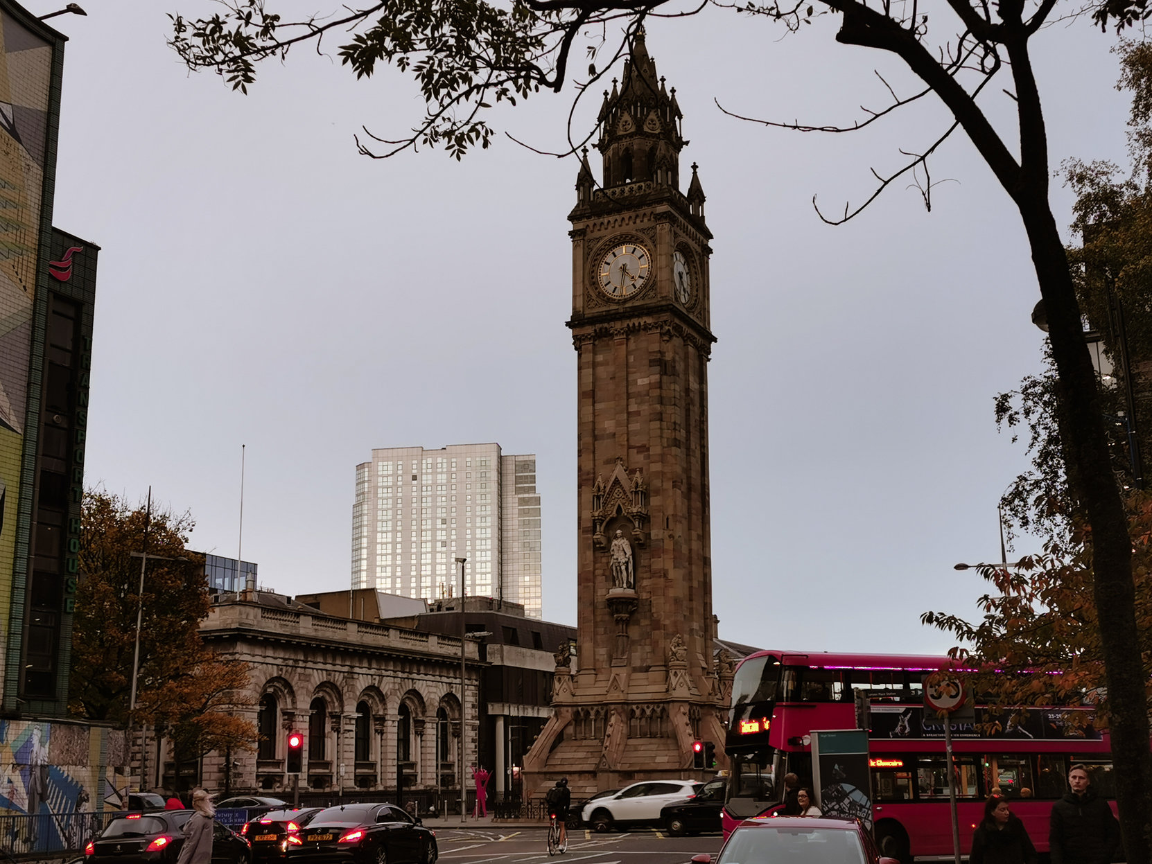 Belfast - centrum