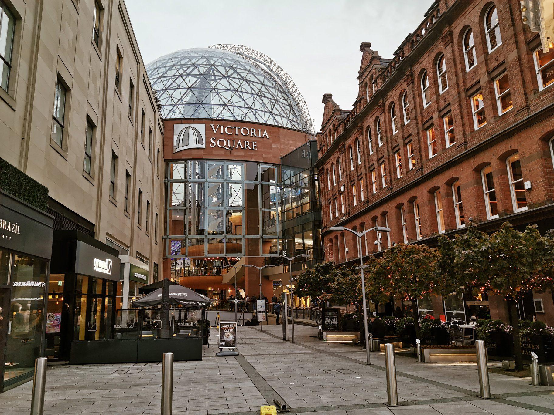 Belfast - galeria Vicotria Square