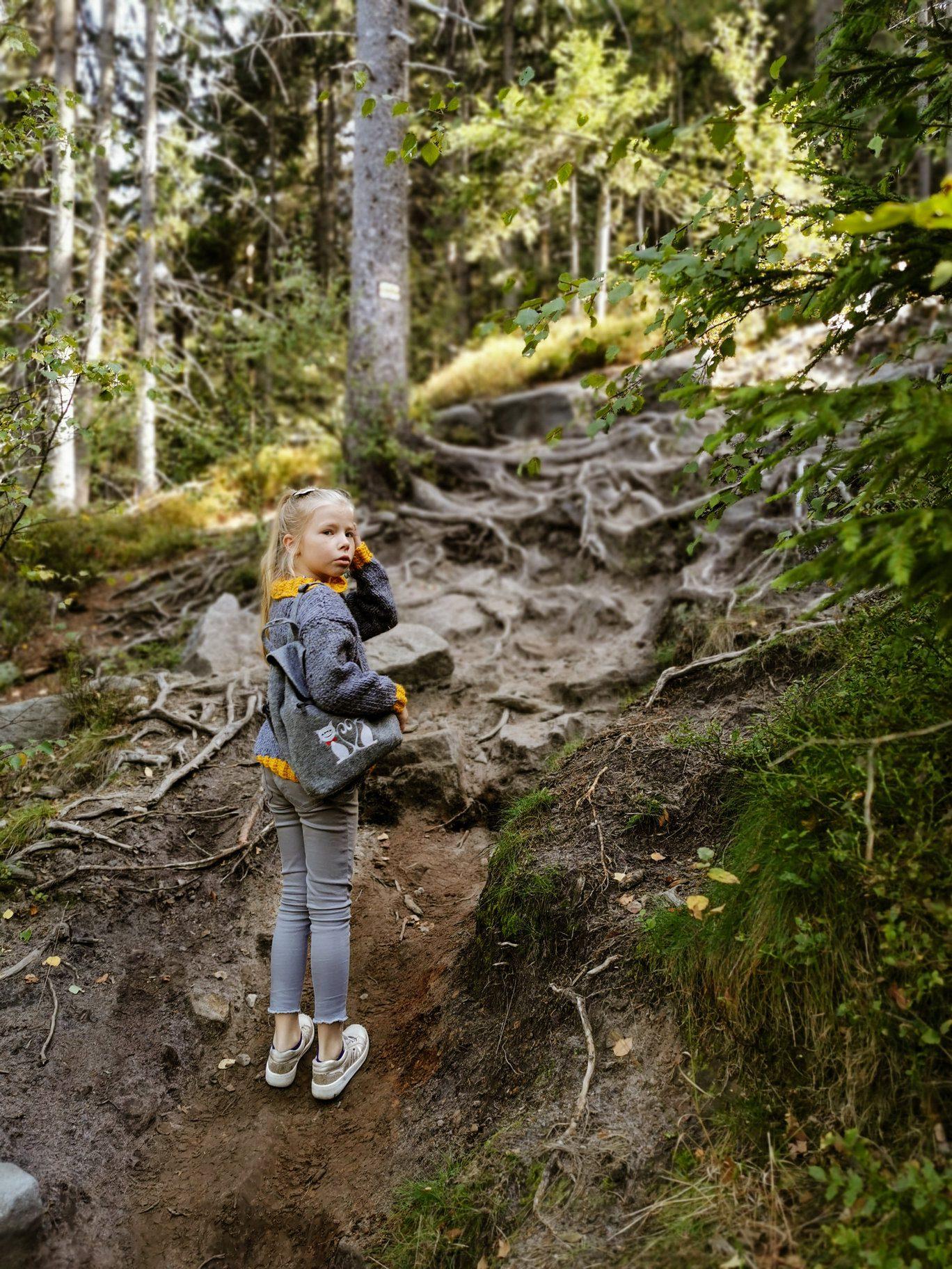 Góry Stołowe z dzieckiem na wakacje