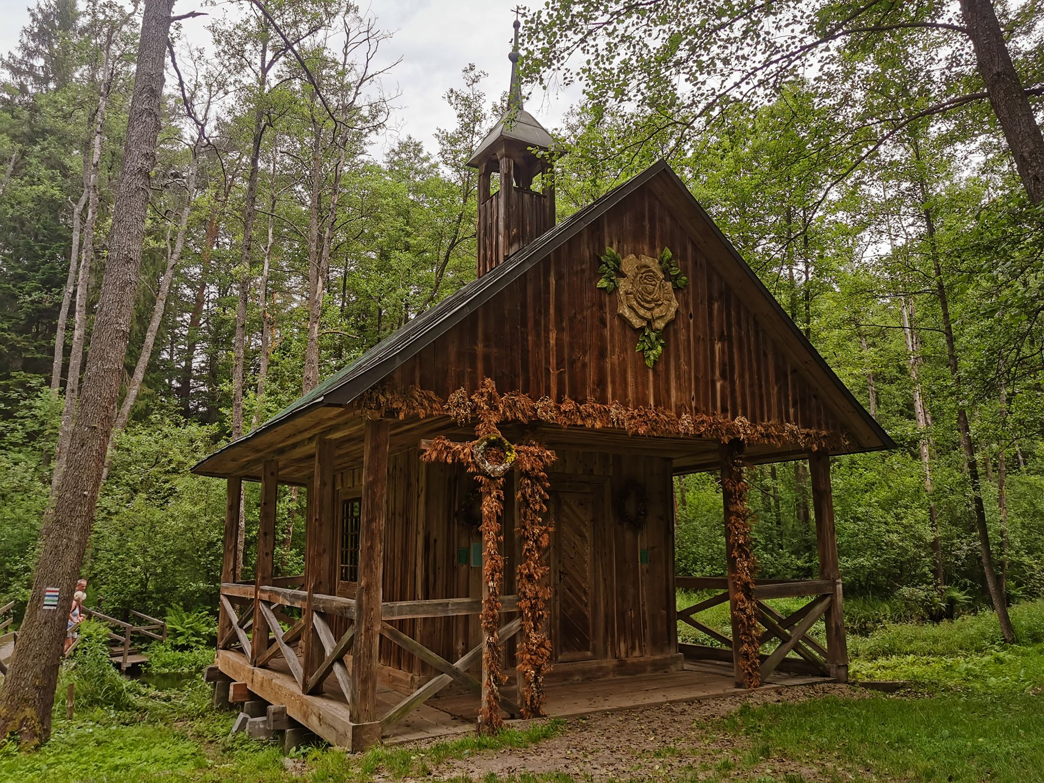 Górecko Kościelne kapliczka