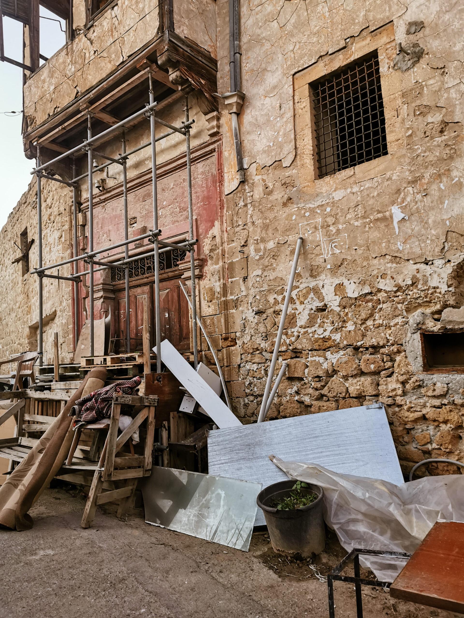 Nikozja Cypr w rzeczywistości