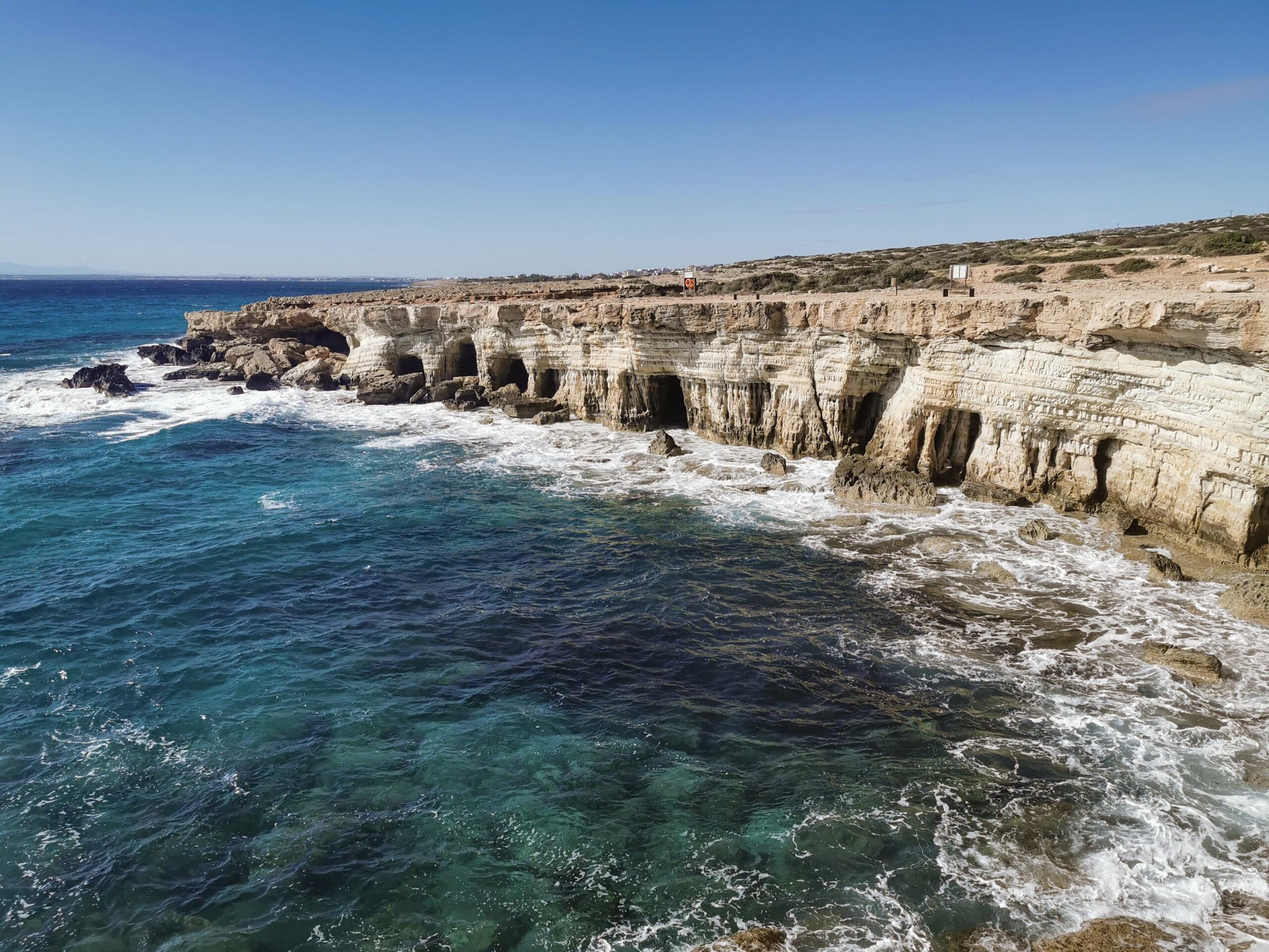 Cypr Cape Greco