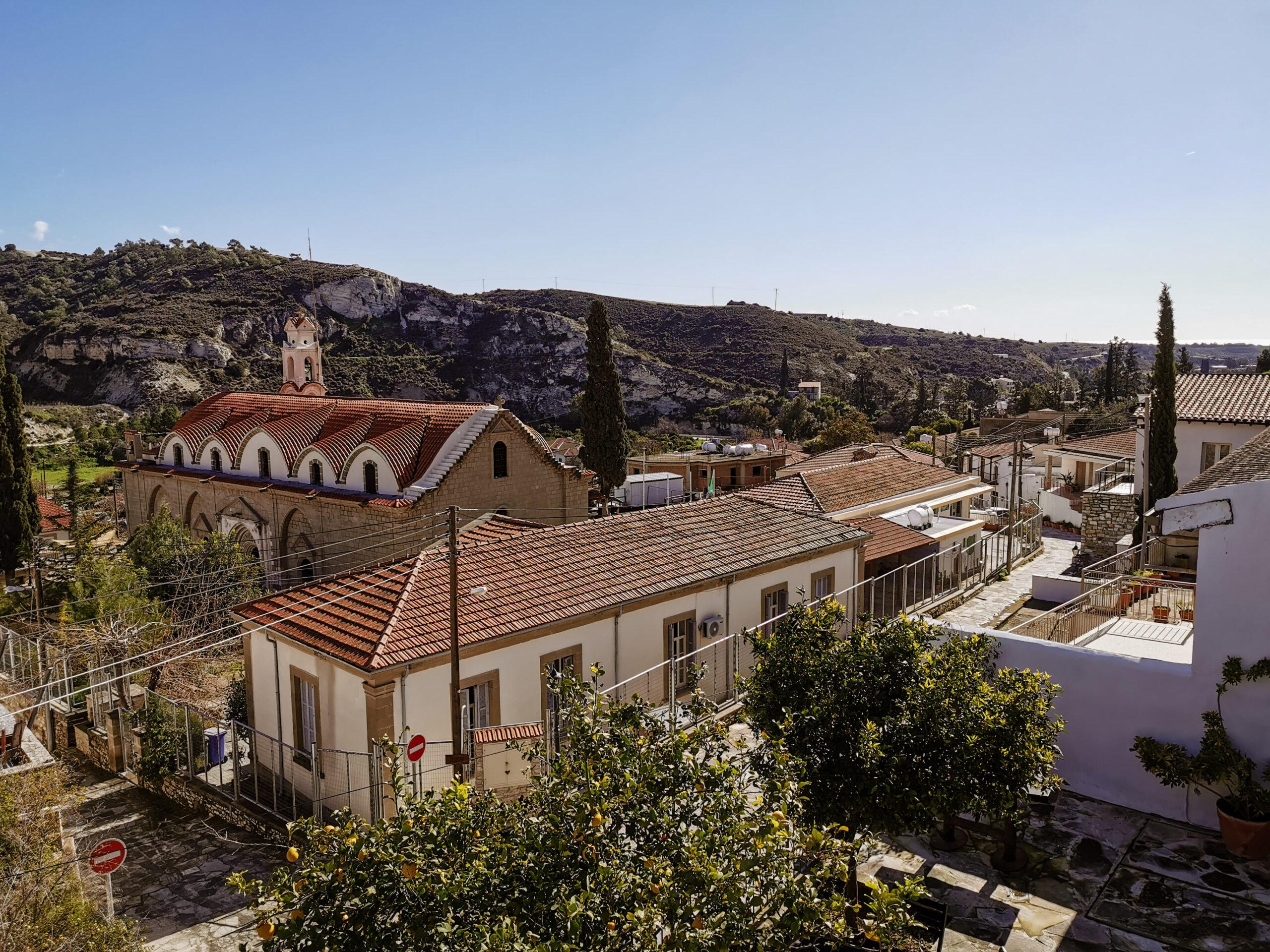 Kalavasos, Cypr