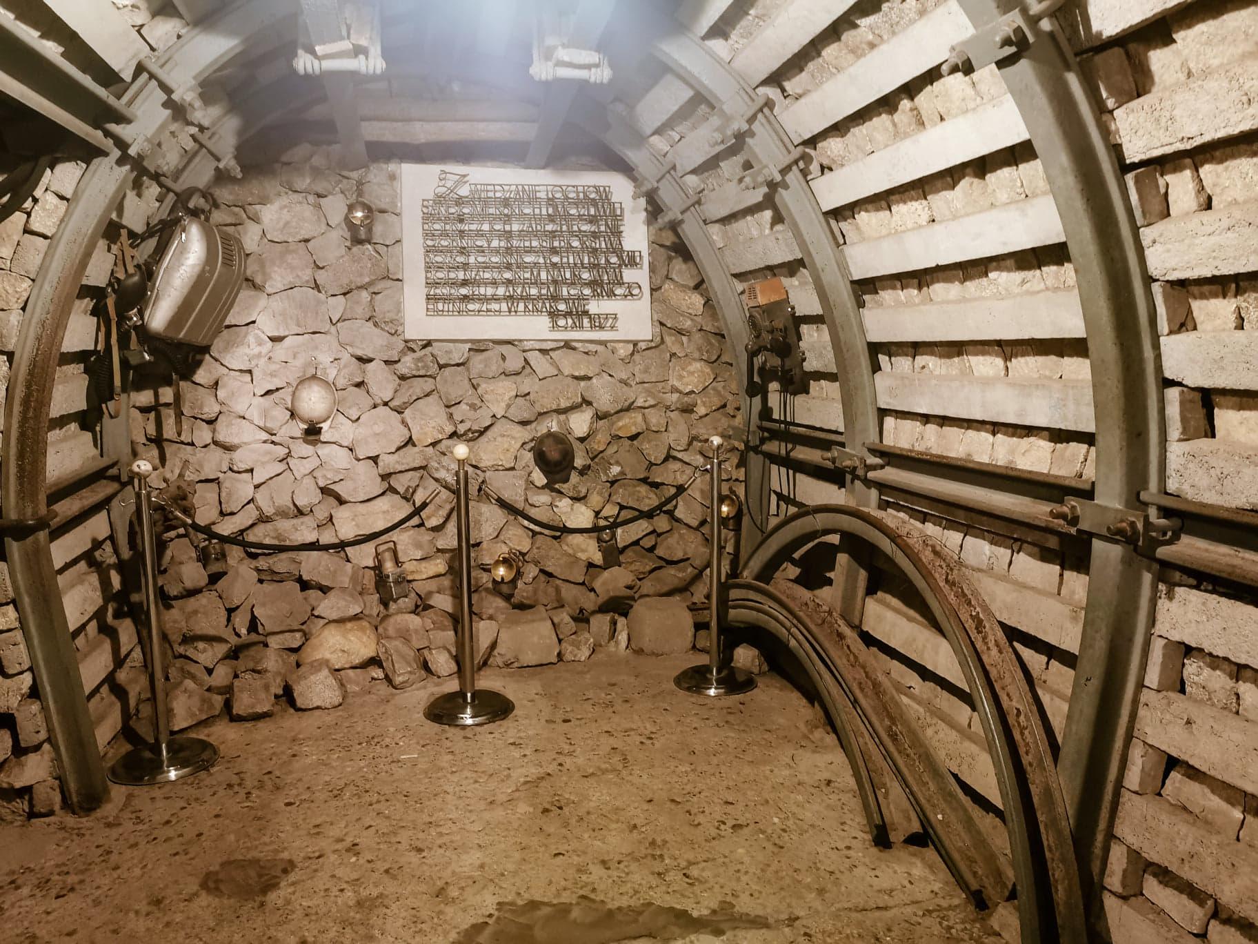 Podziemna Trasa Turystyczna Sandomierz