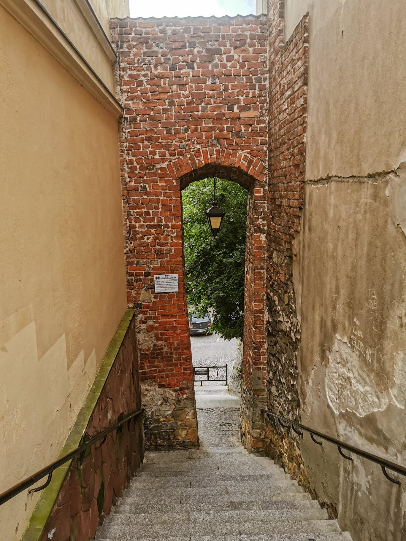 Ucho Igielne Sandomierz