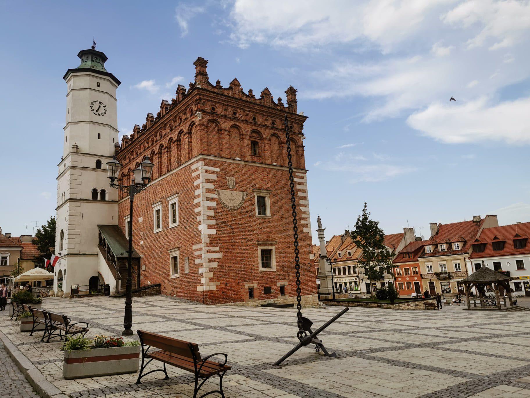 8 rzeczy, które musisz zrobić w Sandomierzu