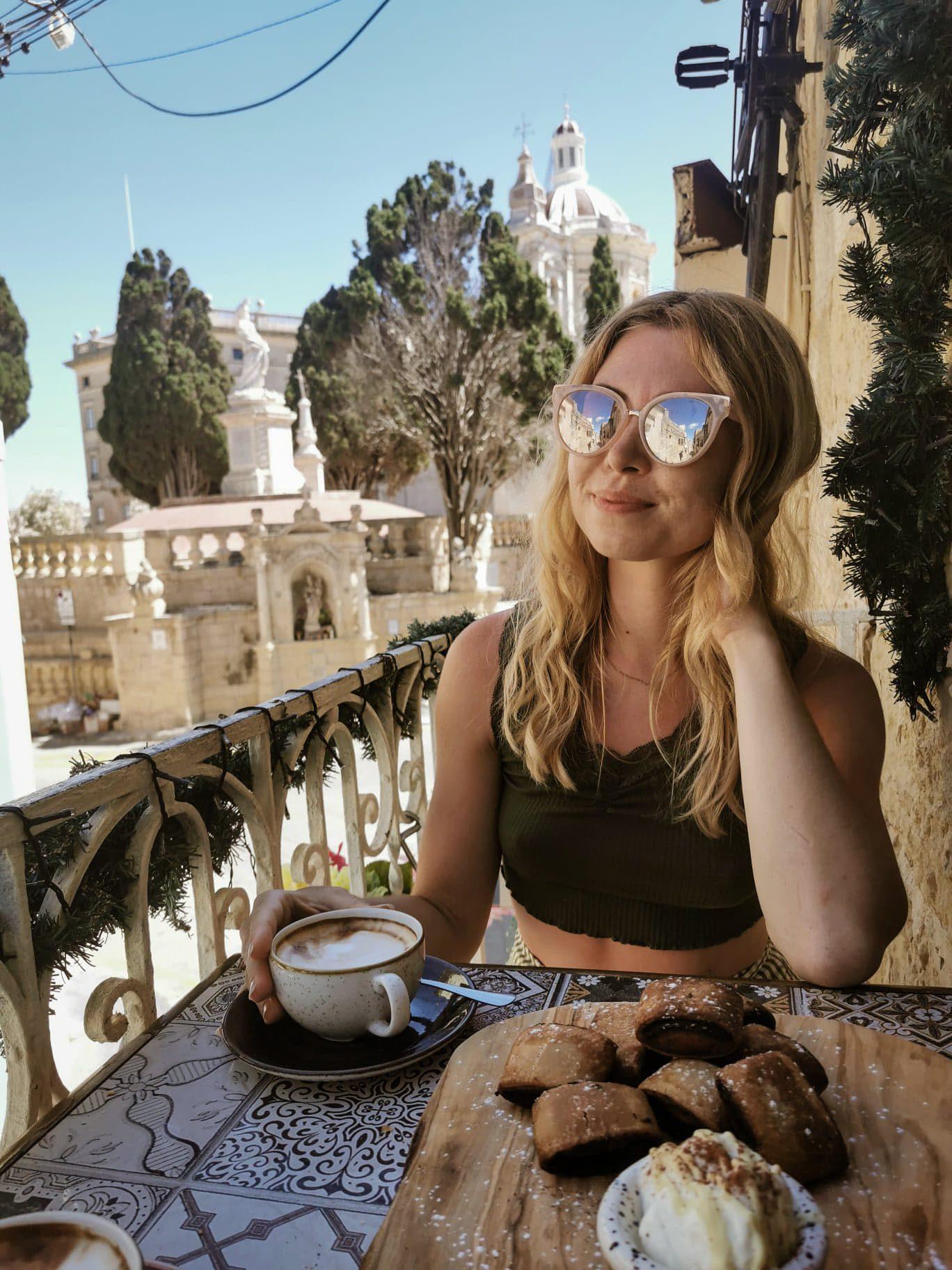 Najlepsza kawiarnia Malta
