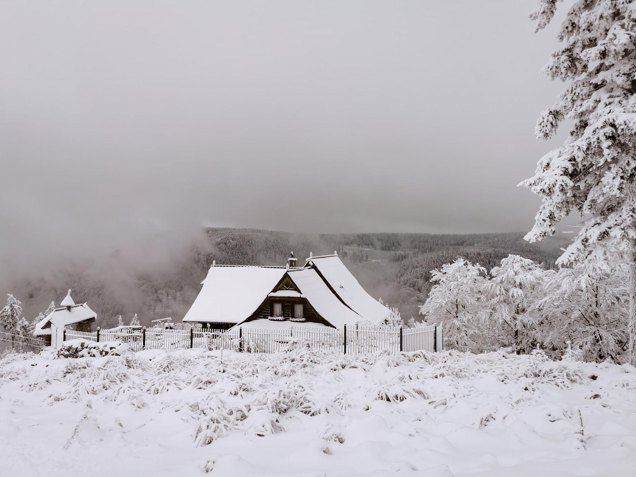 Góry Sowie dolny śląsk