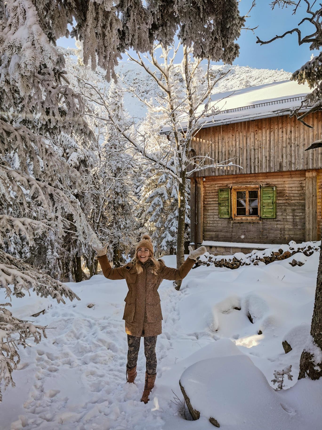Dolny Śląsk zimą na ferie
