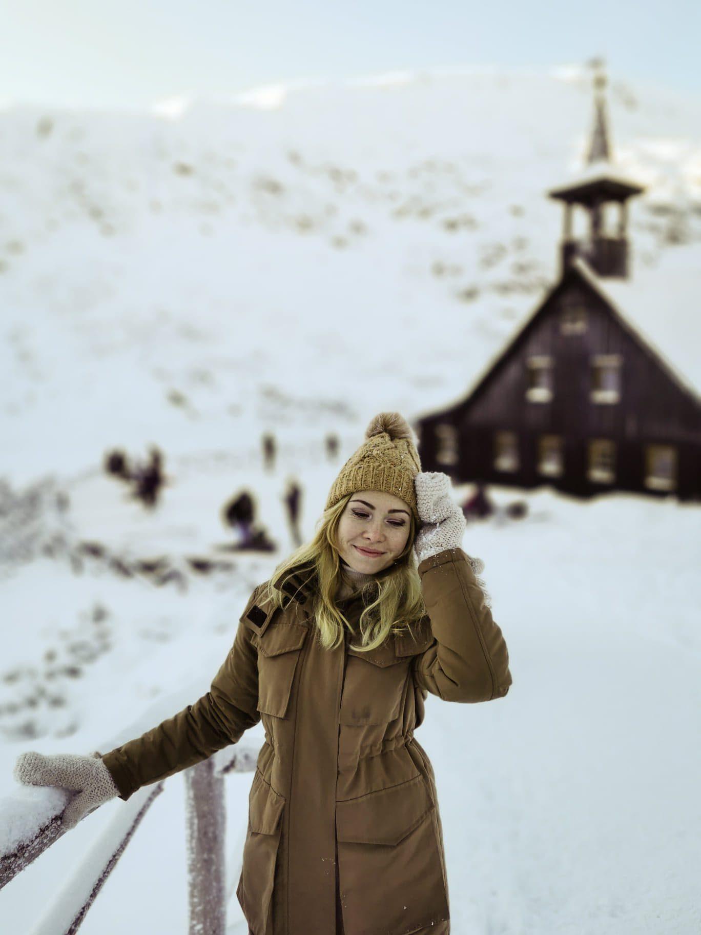 Dolny Śląsk zimą