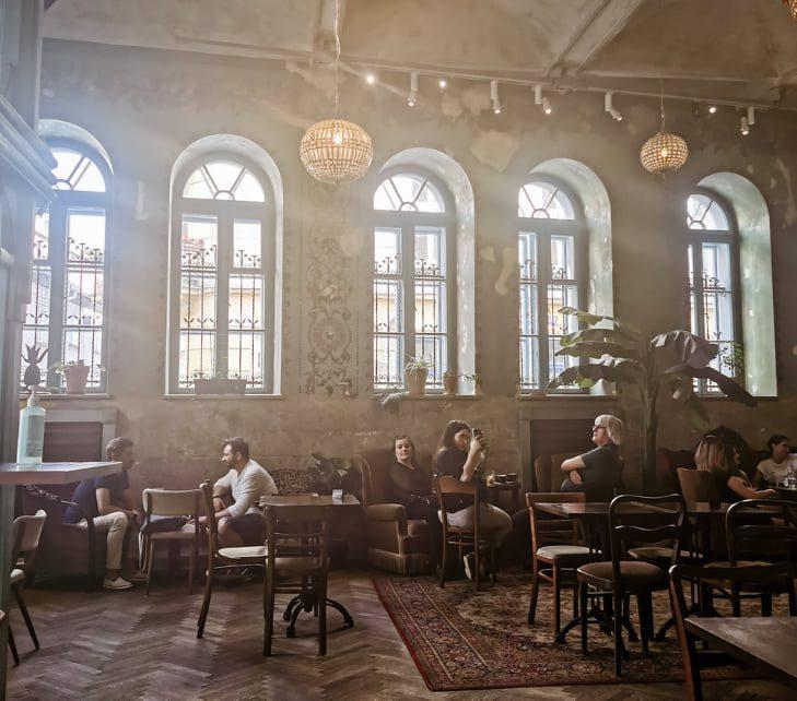 Hevre Kazimierz najlepsze kawiarnie w Krakowie